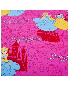 Fairy Printed Cotton Bedsheet 5009